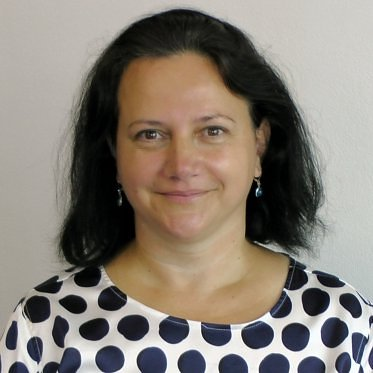 RNDr. Mária Balážová, PhD.