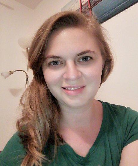 Darina Šperňáková, absolventka študijného programu špeciálna pedagogika a pedagogika mentálne postihnutých