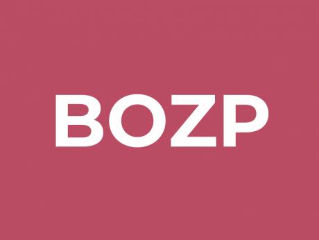 Náhradný termín školenia BOZP a PO pre UVN SNP Ružomberok – FN