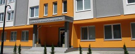 Študentský domov Vojtaššák