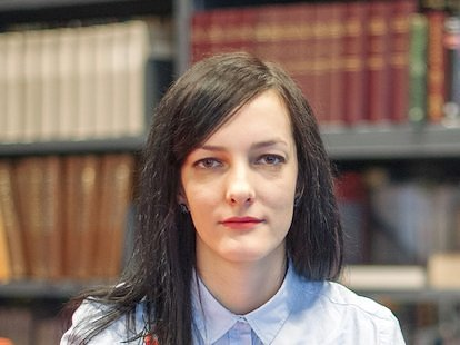 Iveta, absolventka učiteľstva filozofie a anglického jazyka a literatúry