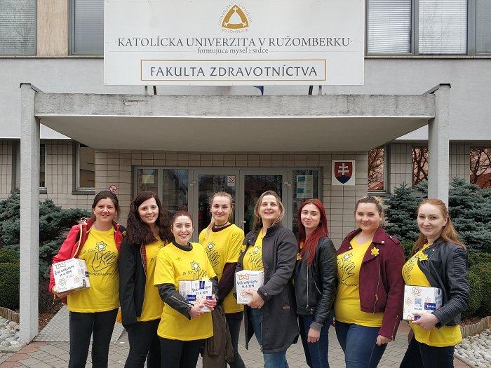 Fakulta zdravotníctva ponúka pre svojich študentov