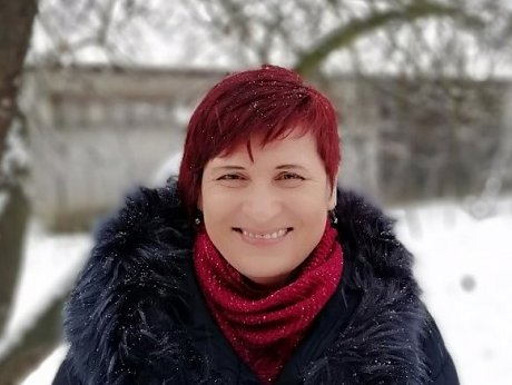 Martina, absolventka odboru sociálna práca