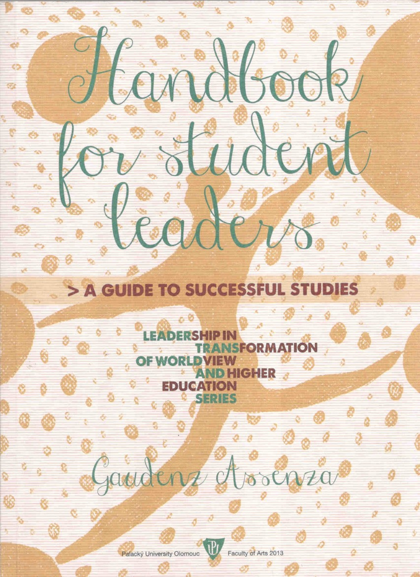 handbook for student leaders g.assenza