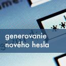 Generovanie hesla
