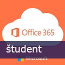 Office 365 - študentské konto