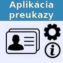 Aplikácia - Preukazy KU