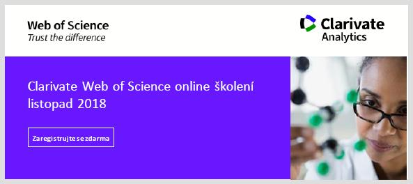 clarivate web of science on line skolenia november 2018
